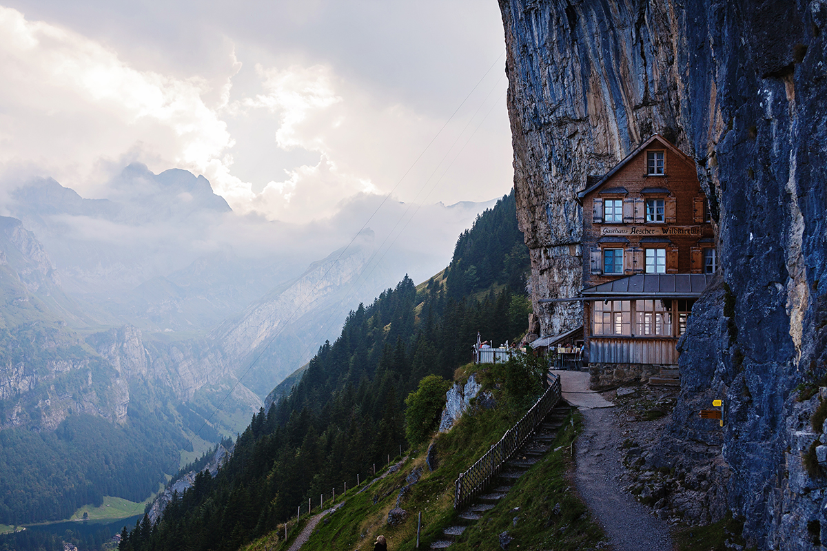 Easter Cliff, Switzerland