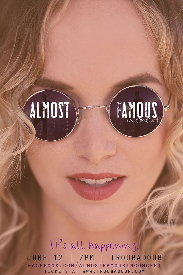 Nicole Priest Photo-ALMOST FAMOUS-Kelley Jackle